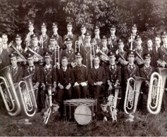 Marsden Band History - Early Band Life